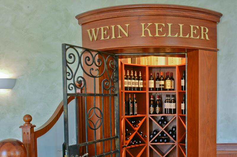 010-ristorante-castello-belvedere-bad-brueckenau-weinkeller