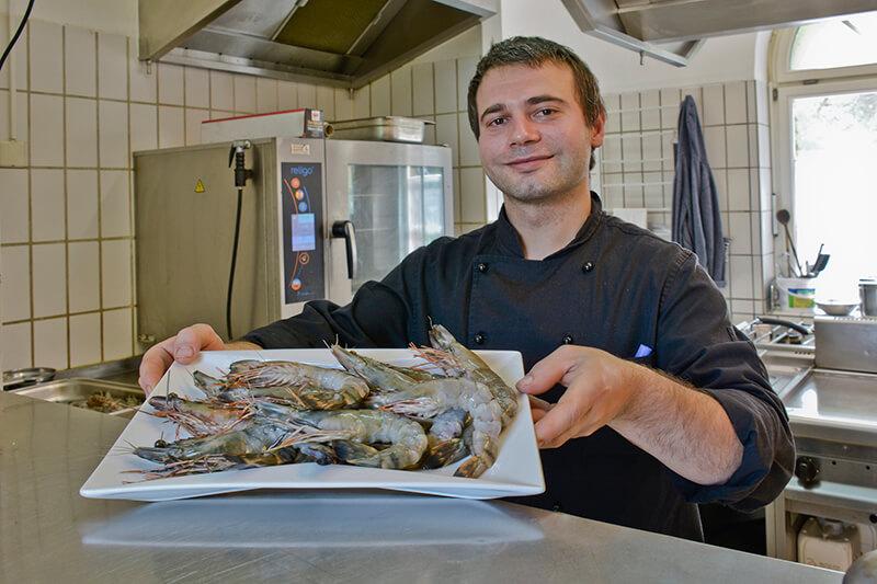 018-ristorante-castello-belvedere-bad-brueckenau-garnelen